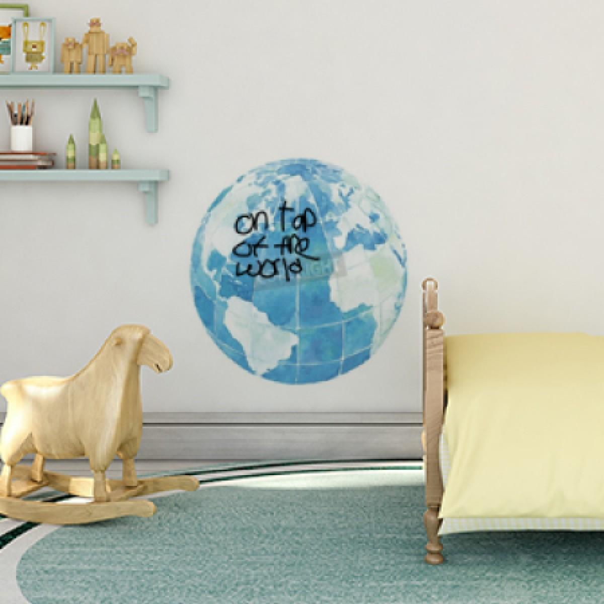 Globe Whiteboard