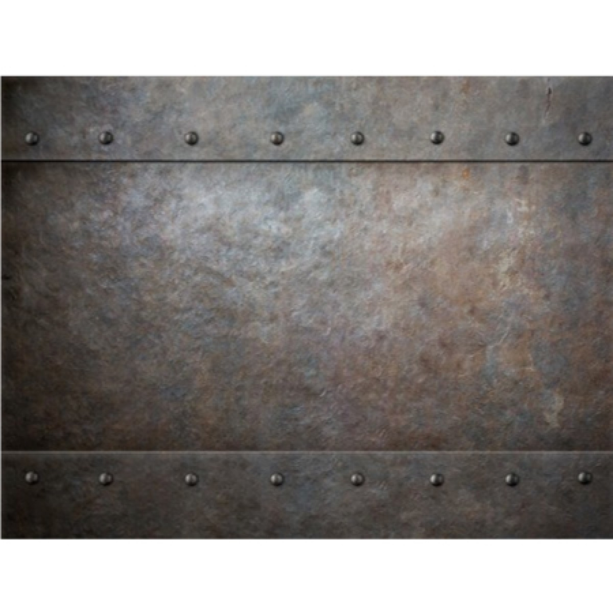 Metal With Rivets
