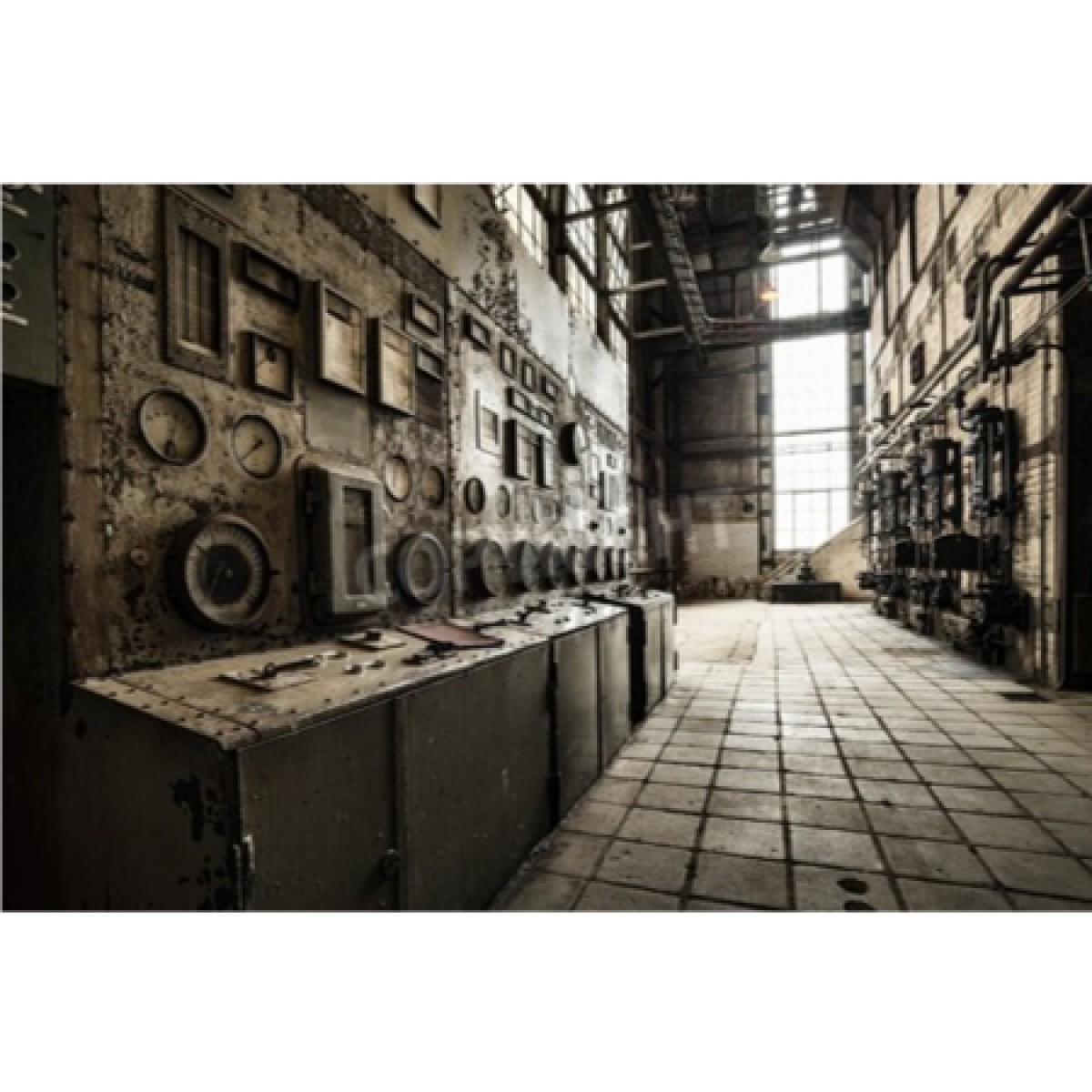 Rusty Control Unit