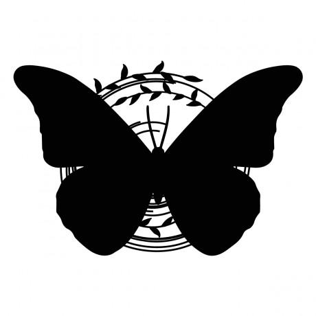 Butterfly Chalkboard