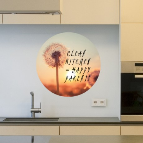 Dandelion Whiteboard Sticker
