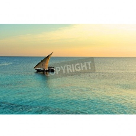 Tanzania Fishing Boat
