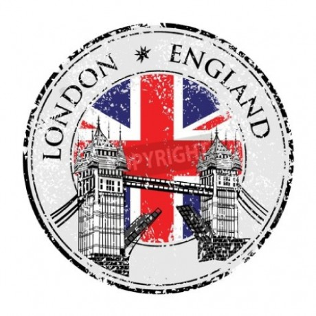 London Bridge Stamp