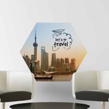 Shanghai Whiteboard Sticker