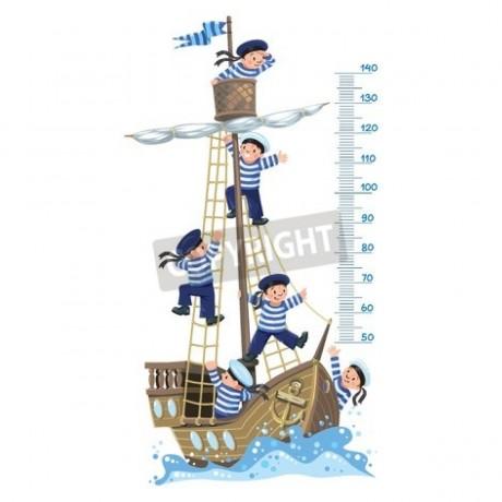 Ship Height Chart